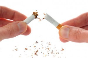 Quit Smoking! It proves to reduce stress, depression and anxiety