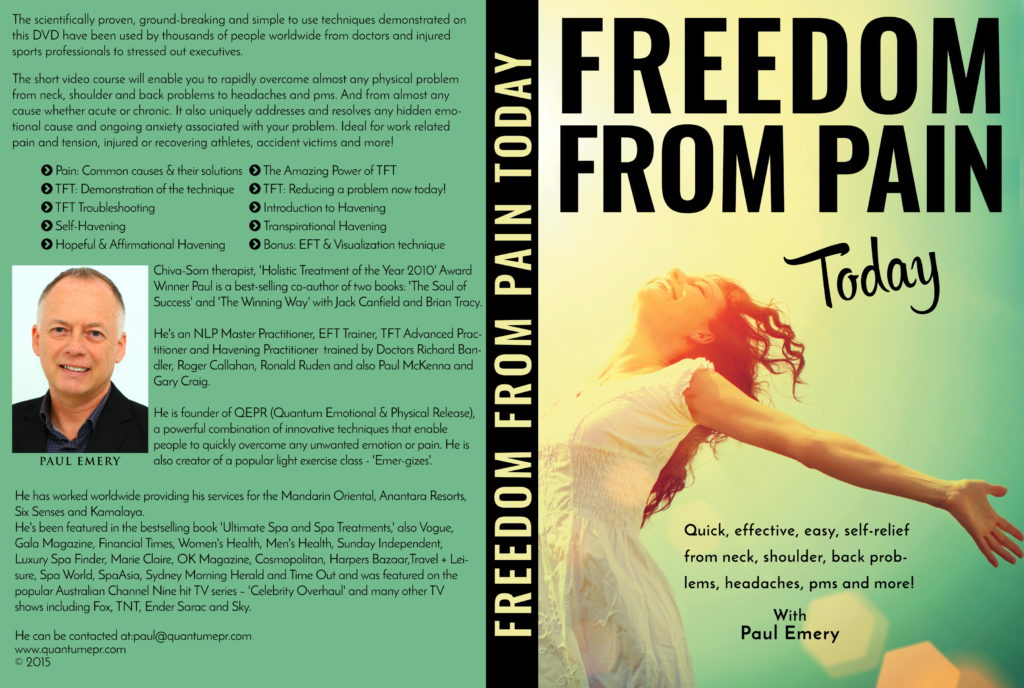 Freedom from Pain - Today